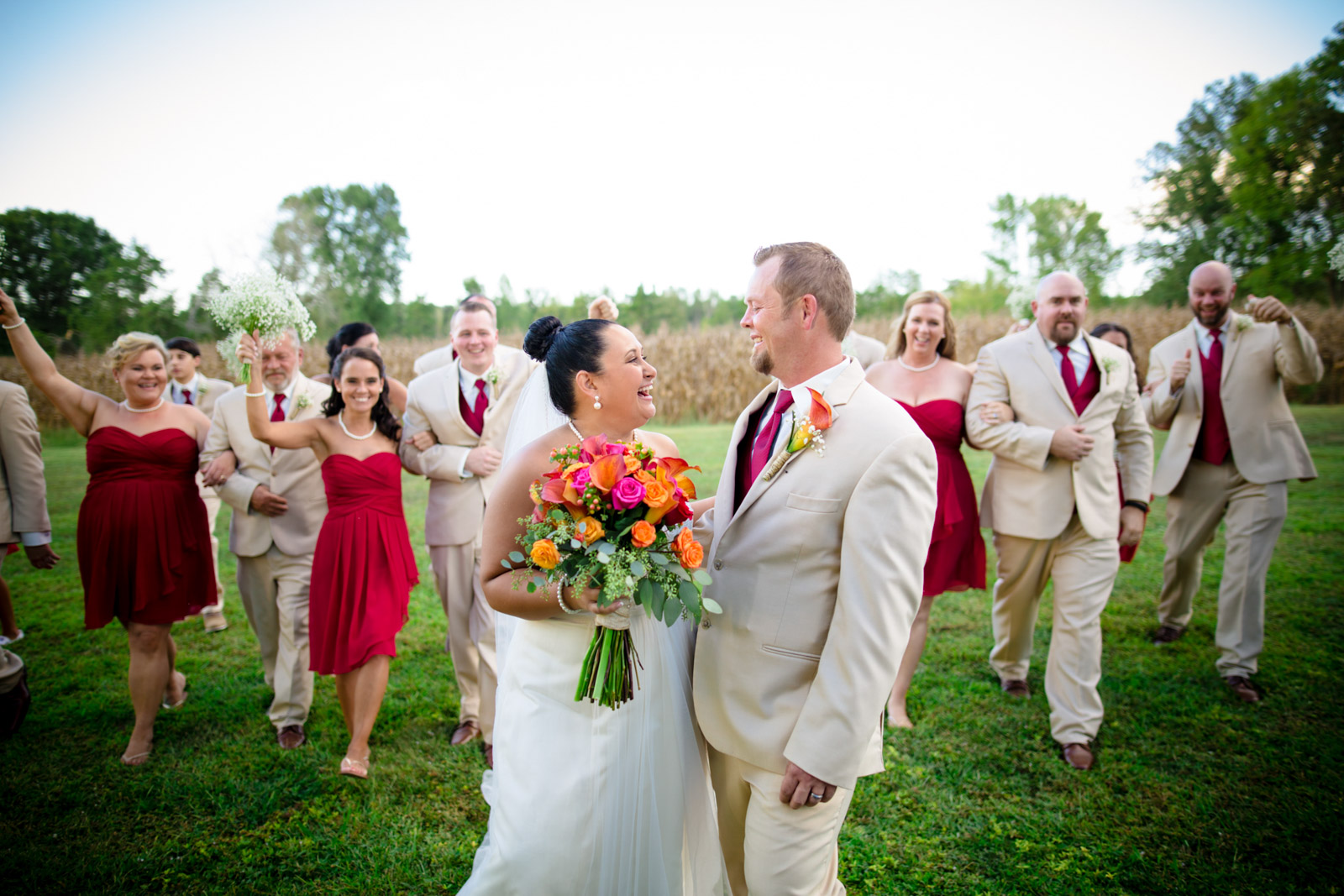 Why Creating a Roll Call and Wish List is a Crucial Piece to Wedding Day Photography